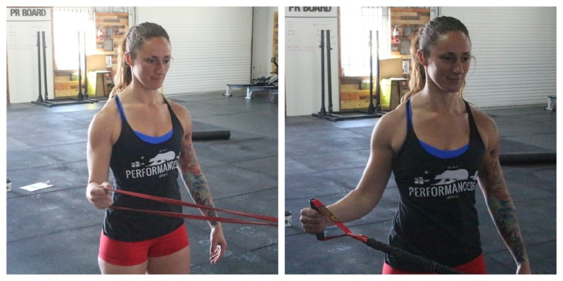 External Rotations Preventing Overhead Shoulder Injuries