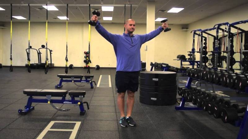 Scapular Plane Raises Preventing Overhead Shoulder Injuries