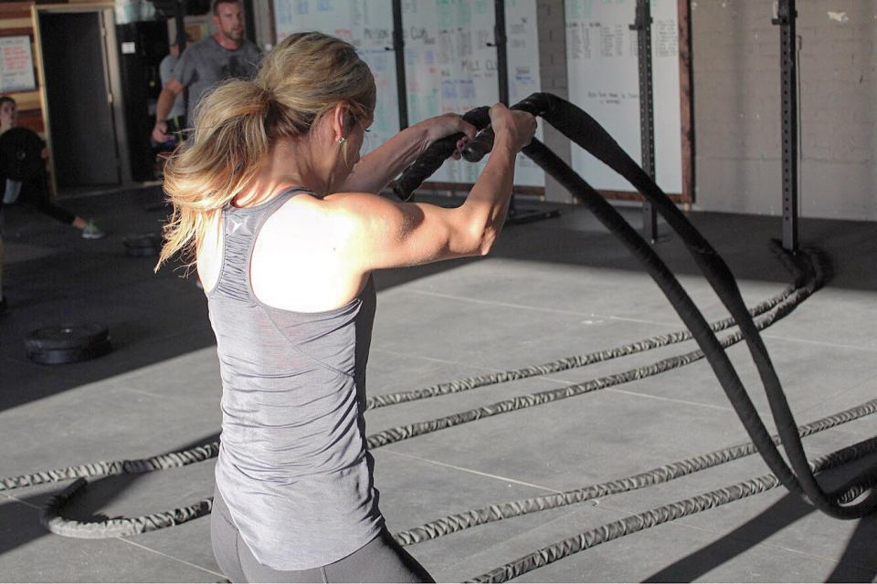 The Benefits of Battling Ropes