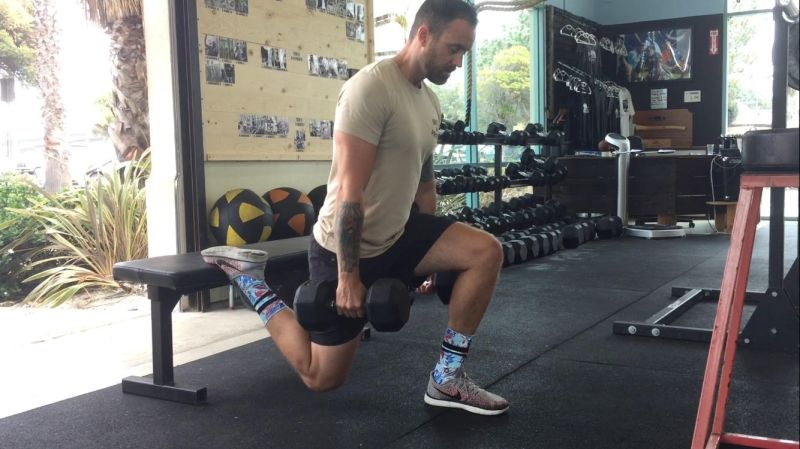 The Benefits of Bulgarian Split Squats